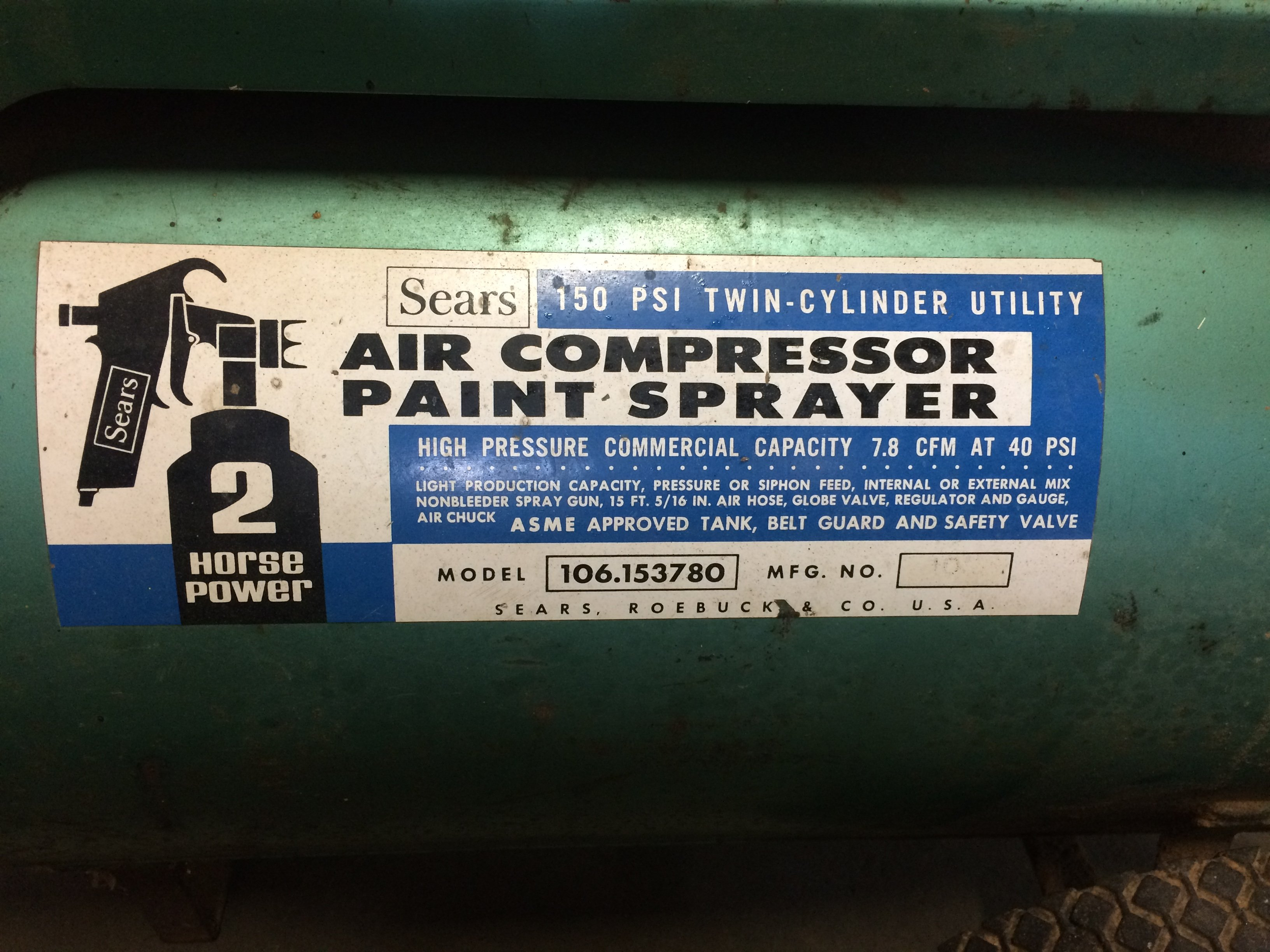 Craftsman Compressors