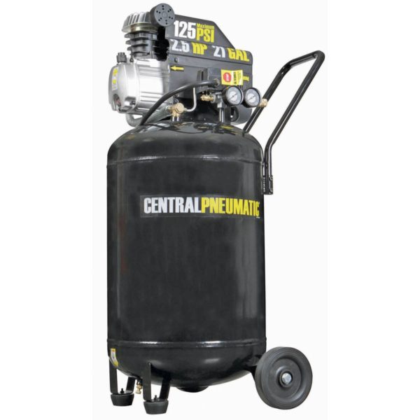 Central Pneumatic air compressors - www.fix-my-compressor.com