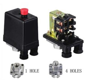 Inexpensive pressure switch from China